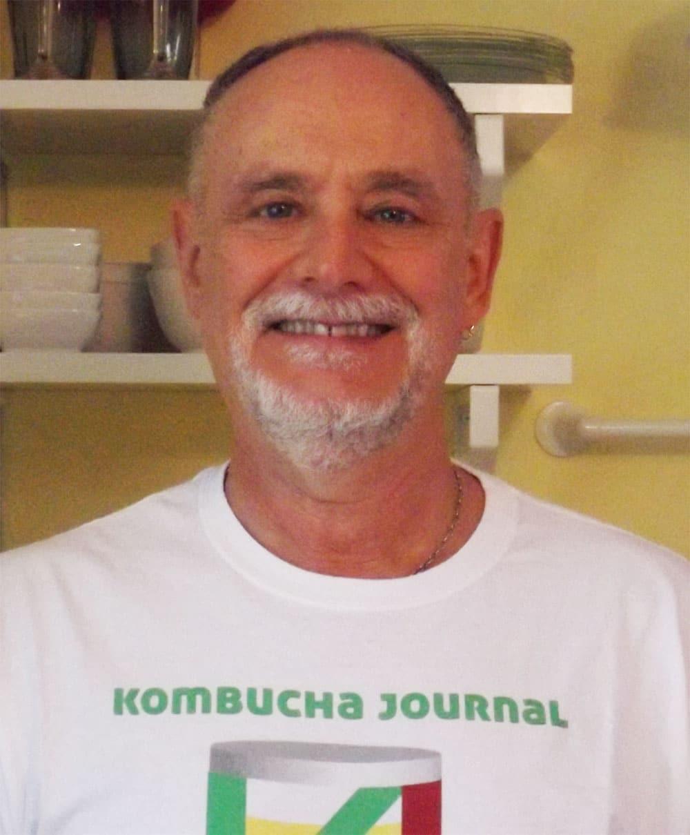 Neil of kombuchajournal.com