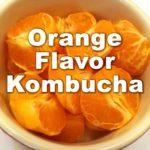 Orange Juice Kombucha Recipe
